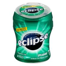 Eclipse Gum, Sugarfree, Spearmint