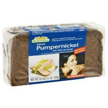 Mestemacher Bread, Natural Pumpernickel