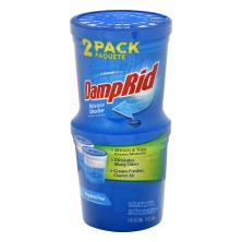 DampRid Moisture Absorbers, Refillable, Fragrance Free