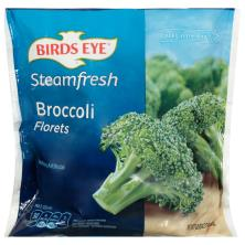Birds Eye Steamfresh Broccoli, Florets, Premium