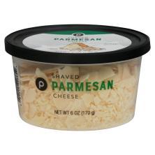 Publix Parmesan, Shaved Cheese