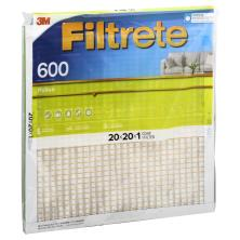 Filtrete Clean Living Air Cleaning Filter, Electrostatic, Dust Reduction