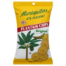Mariquitas Plantain Chips, Classic