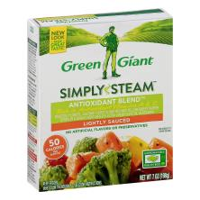 Green Giant Steamers Antioxidant Blend, Lightly Sauced