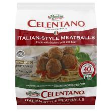 Celentano Meatballs, Italian-Style