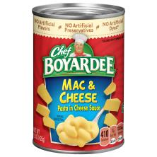 Chef Boyardee Mac & Cheese
