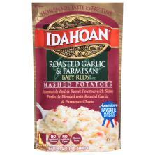 Idahoan Mashed Potatoes, Roasted Garlic & Parmesan Baby Reds