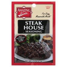Amazing Taste Seasoning, Steak House
