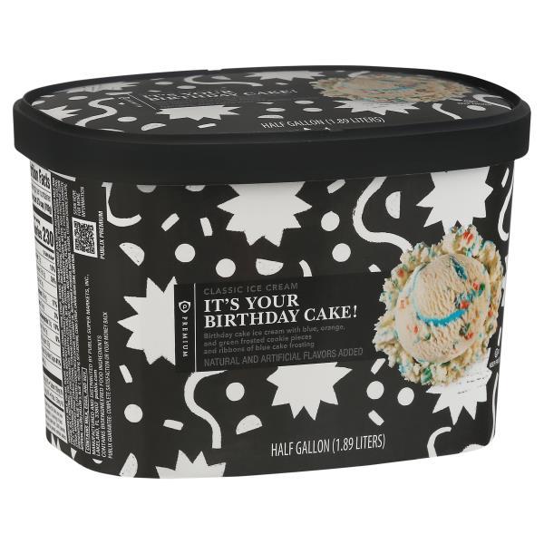 Publix Premium Ice Cream Its Your Birthday Cake Publix