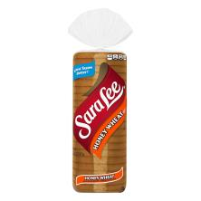 Sara Lee Bread, Honey Wheat