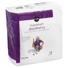 Publix Underwear, Protective, Maximum Absorbency, Extra Large