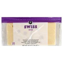 Publix Swiss, Cheese Slices