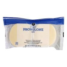 Publix Provolone, Cheese Slices