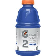 Gatorade G2 Thirst Quencher, Perform, Low Calorie, Grape