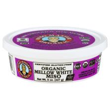 Miso Master Organic Traditional Soy Paste, Mellow White