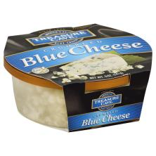 Treasure Cave Cheese, Crumbled, Blue