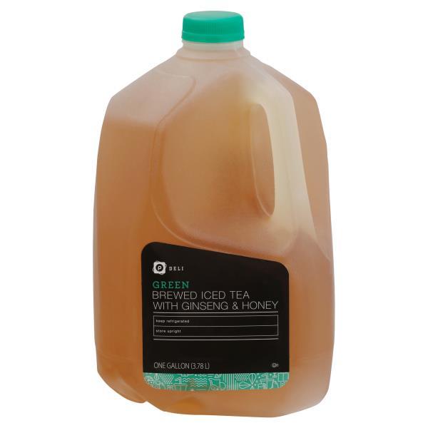 Publix Deli Green Tea, with Ginseng & Honey