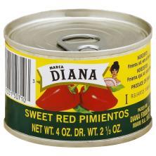 Diana Pimientos, Sweet Red