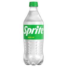 Sprite Soda, Lemon Lime