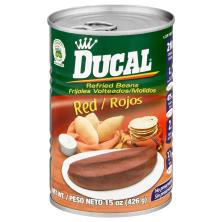 Ducal Refried Beans, Red