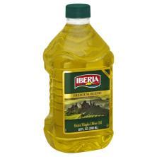 Iberia Sunflower Oil & Extra Virgin Olive Oil, Premium Blend