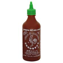 Huy Fong Chili Sauce, Sriracha, Hot