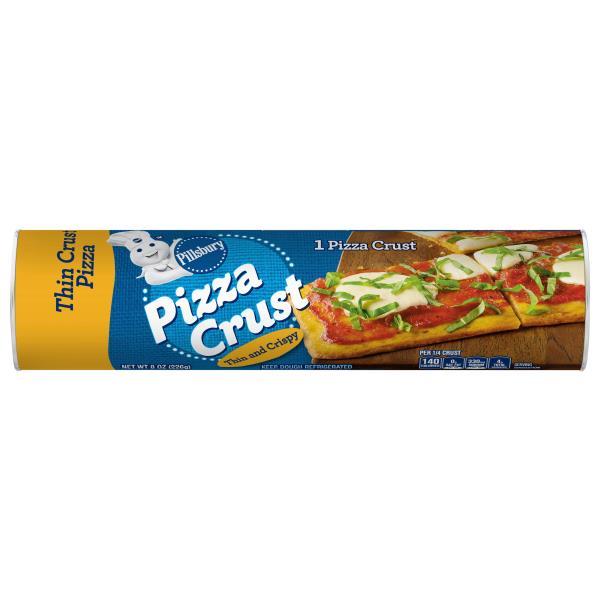 Pillsbury Pizza Crust, Thin