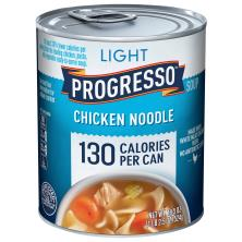 Progresso Light Soup, Chicken Noodle