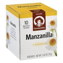 Carmencita Tea, Herbal Regular