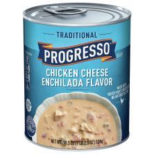 Progresso Traditional Soup, Chicken Cheese Enchilada Flavor