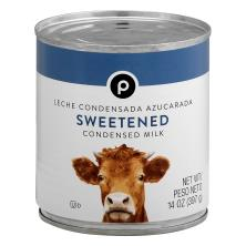 Publix Condensed Milk, Sweetened