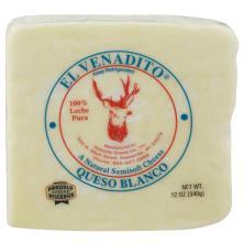 El Venadito Cheese, Queso Blanco