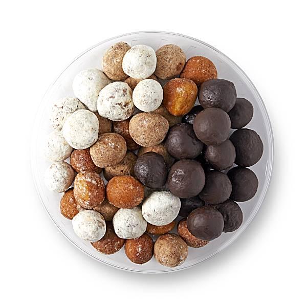 Assorted Donut Holes Platter Medium 48-Count