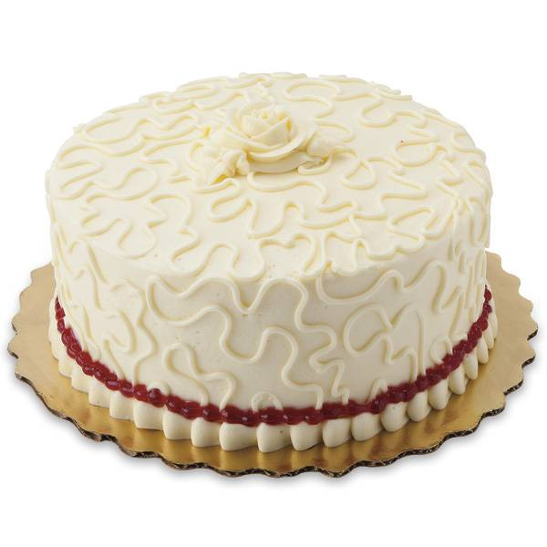 Raspberry Elegance Cake Publix