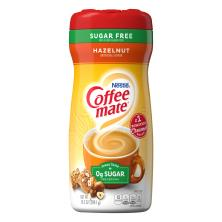 Coffee Mate Coffee Creamer, Sugar Free, Hazelnut