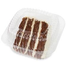 Cake Slice Carrot Cream Cheese