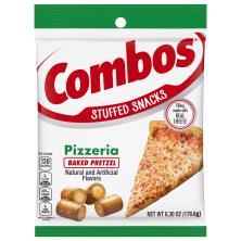 Combos Baked Snacks, Pizzeria Pretzel