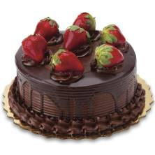 Chocolate Lovers Delight Cake