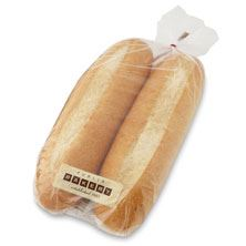 Deli Style Wheat Sub Rolls 2ct Kosher Pareve
