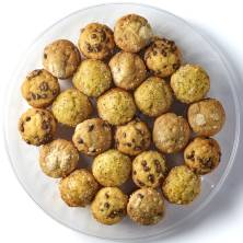 Mini Muffin Platter Medium 48-Count