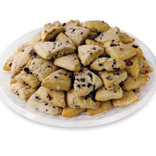 Mini Scones Platter Large 64-Count