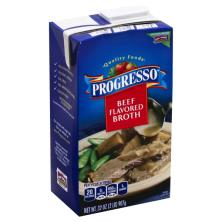 Progresso Broth, Beef Flavored