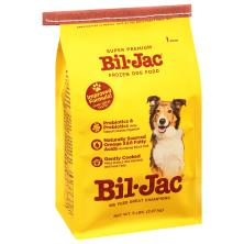 Bil Jac Dog Food, Frozen