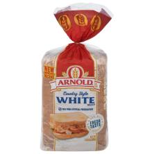 Arnold Bread, Country White