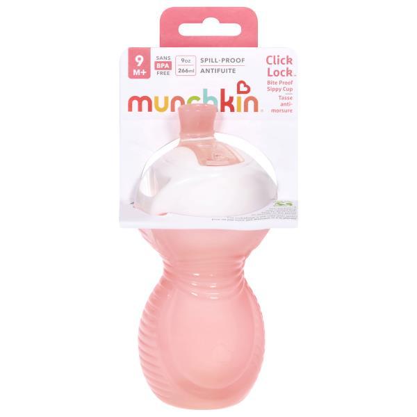 Munchkin Sippy Cup, Soft Spout, 9+ Months, 9 Ounces