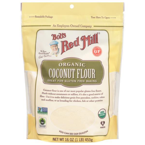 Bobs Red Mill Coconut Flour, Organic : Publix.com