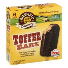 Mayfield Toffee Bars