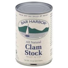 Bar Harbor Clam Stock