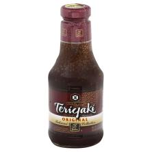 Kikkoman Takumi Collection Teriyaki Sauce, Original