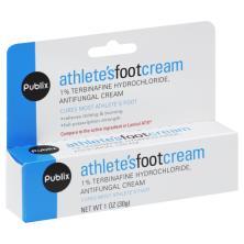 Publix Athlete's Foot Cream